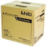 HiTi P510 Series Printer 4x6 Media Kit 10x15cm